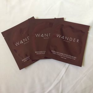 Wander Beauty Baggage Claim Eye Mask